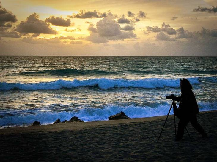 Sunrise photography...