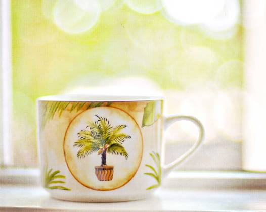 Tropical cuppa