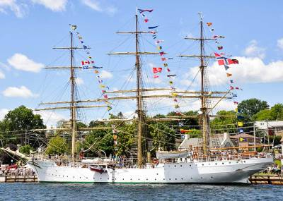 Norwegian Tall Ship
