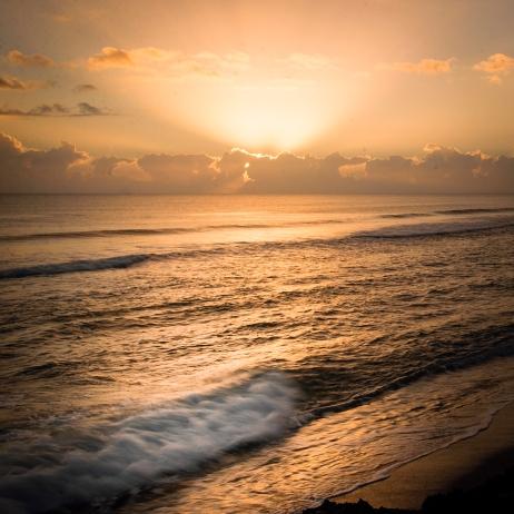 Funnel sunrise...
