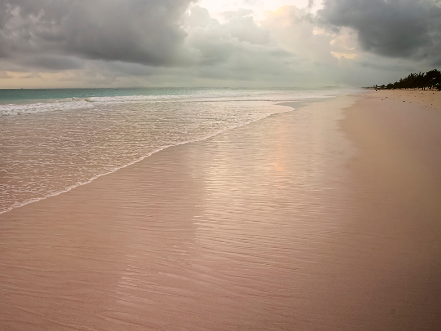 pic of Bahamas beach