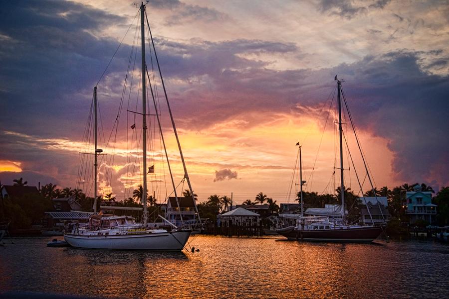 sunrise hopetown