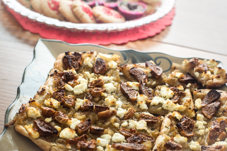 puff pastry figes etc