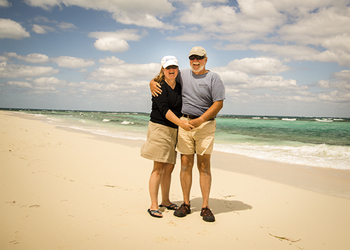 bob and sherry green turtle cay