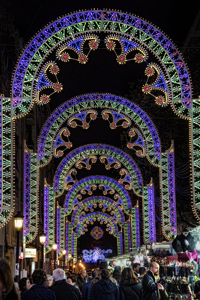 lights valencia