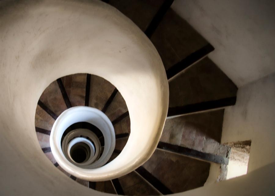 spiral starircase