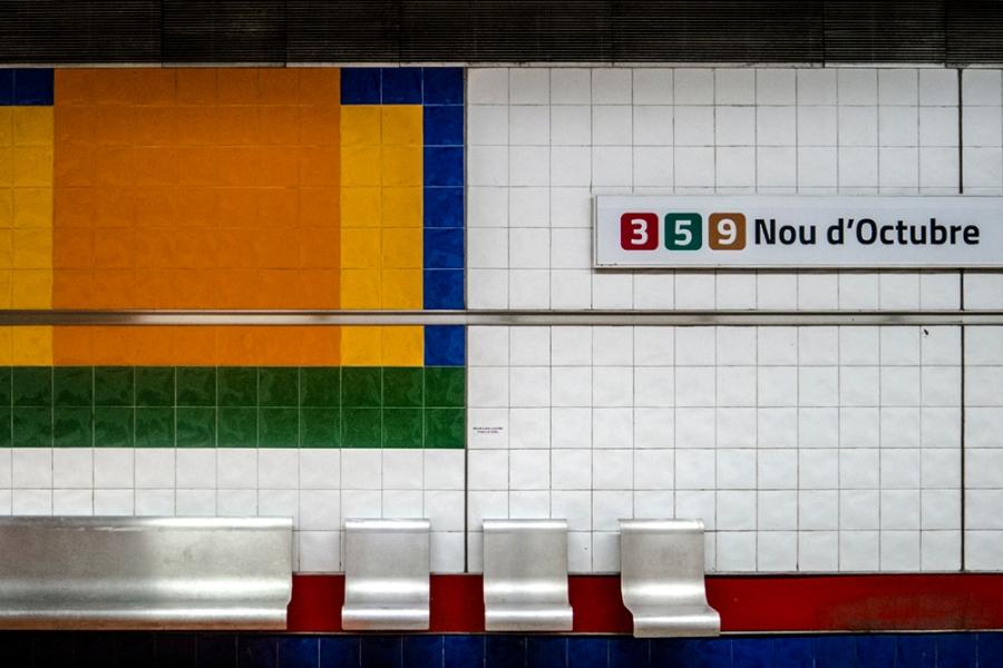 subway shapes